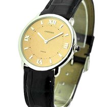 Cartier ronde_33mm_salmon_dial Ronde Louis Cartier with Salmon...