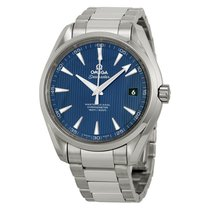 Omega Aqua Terra Blue Dial Automatic Mens Watch 231.10.42.21.0...