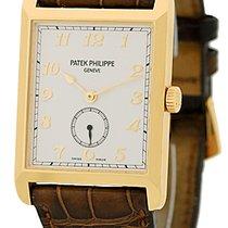 "Patek Philippe Gent's 18K Yellow Gold  ""Gondolo"" #..."