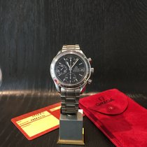 Omega Speedmaster Automatic Men's Chronograph w. Omega Papers