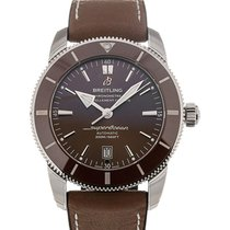 Breitling Superocean Heritage II 46 Chronometer Brown Dial