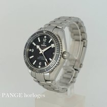 Omega Seamaster Planet Ocean 600m Co-Axial 42mm Black