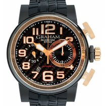 Graham Silverstone Stowe Racing Chronograph Automatic Men's...