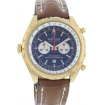 Breitling Chronomatic H41360 18K Rose Gold Limited Edition