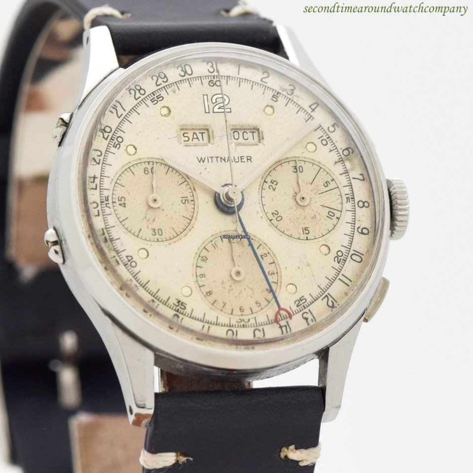 Dating wittnauer watches