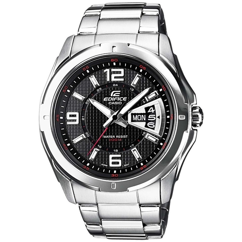 bcf30fddeae Casio Men`s EF-129D-1AVEF EDIFICE Watches en venta por chil  49.416 por  parte de un Trusted Seller de Chrono24