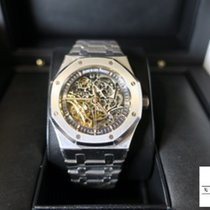 Audemars Piguet Royal Oak 41mm double balance wheel open worked