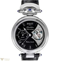 Bovet 8-day Tourbillon 8 Days Power Reserve 18k White Gold...