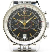 Breitling A48330 Montbrilliant Edition Mechanical Chronograph...