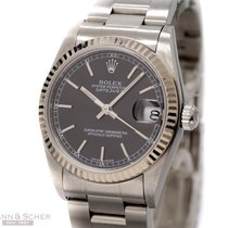 Rolex Datejust Medium Size Ref-78274 Stainless Steel Bj-2004