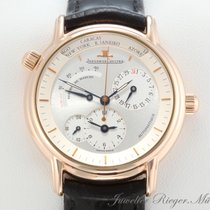 Jaeger-LeCoultre Master Control Geographic 169.2.92 Rosegold...