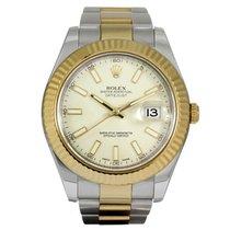 Rolex Datejust II Gold/Steel 116333