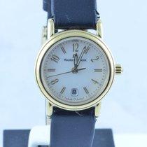Maurice Lacroix Les Classiques Damen Uhr Stahl Vergoldet 25mm