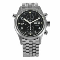 IWC Doppelchronograph Spitfire 3713 Watch (Pre-Owned)