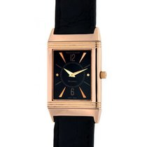 Jaeger-LeCoultre Reverso 250.2.86 Rose Gold, Leather, 39x23mm