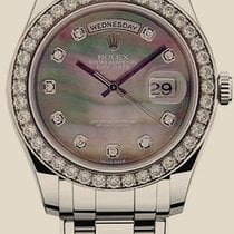 Rolex Day-Date 39 MM Masterpiece MOP Diamond