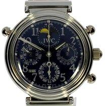 IWC Da Vinci Split Second Perpetual Calendar Platinum