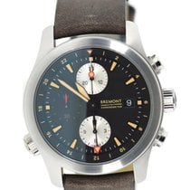 Bremont Chronograph GMT Stainless Steel