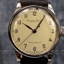 IWC International Watch Co. Schaffhausen Classic 1940`s...