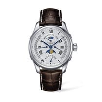 Longines Men's L2.739.4.71.3 Master Collection Watch