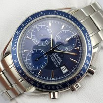 Omega Speedmaster Automatic Chronograph - Blue Dial - 3212.80.00