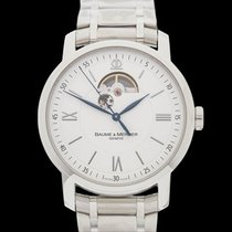 Baume & Mercier Classima Stainless Steel Gents M0A08833 -...