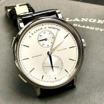 A. Lange & Söhne Saxonia Dual Time Men's watch
