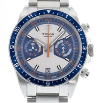 Tudor Heritage Chrono 70330 Watch with Stainless Steel...