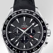 Omega SEAMASTER AQUA TERRA 150 M CO-AXIAL GMT CHRONOGRAPH 44 MM