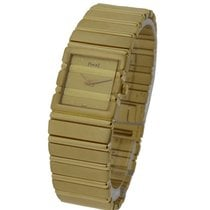 Piaget 31131C701 Polo Mid Size in Yellow Gold - on Yellow Gold...