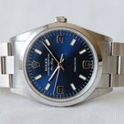 Rolex Air-King Blue Dial - Like new - Just serviced