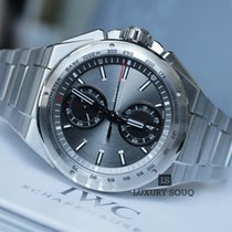 IWC Ingenieur Chronograph Racer Stainless Steel
