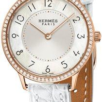 Hermès Slim d'Hermes MM Quartz 32mm 041768ww00