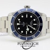 Τούντορ (Tudor) Heritage Black Bay Automatic  Matt Blue blu...