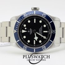 Tudor Black Bay 79230b  Blue blu Disc T