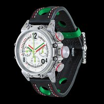 B.R.M Chronograph  BT 12 Italy-Custom Made