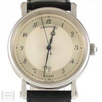 Chronoswiss Uhr Kairos Edelstahl Automatik Ref. CH2823