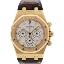 Audemars Piguet Royal Oak 18k Rose Gold Chronograph 26320OR.00...