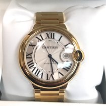 Cartier Ballon Bleu 42mm 18K Yellow Gold