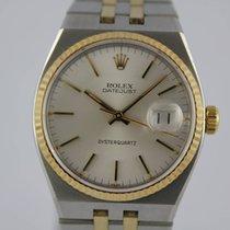 Rolex NOS Datejust Oysterquartz 17013 #K2851 Full Set