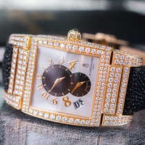 De Grisogono Instrumento No. Uno GMT 18k Gold/Diamonds