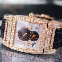 De Grisogono Instrumento No. Uno GMT 18k Gold/Diamonds