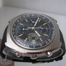 Omega Speedsonic F 300 Hz Chronograph NEAR NOS YEAR 1974