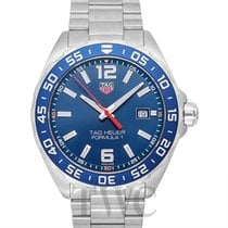 TAG Heuer Forumula 1 Blue Steel 43mm - WAZ1010.BA0842