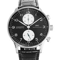 IWC Portuguese Chronograph Stainless Steel Automatic
