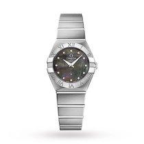 Omega Constellation Ladies Watch 123.10.24.60.57.003