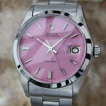 Rolex 6694 Vintage Manual 1969 Stainless Steel 35mm Mens...