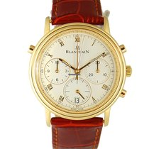 Blancpain Villeret Chronograph Rattrapante Schleppzeiger Flyback