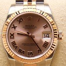 Rolex Datejust, Ref. 178271 - rosa römisch Zifferblatt/Jubilee...