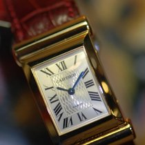 Cartier Curved 18kyg 150th Years Anniversary Limited Boutique...